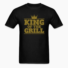 King of the Grill - gold foil edition