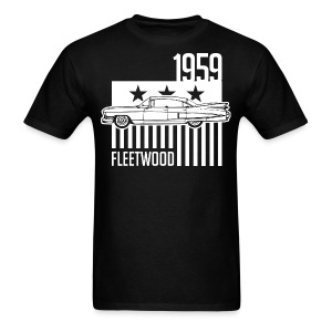 1959 Cadillac Sixty Special Fleetwood illustration - Men's T-Shirt