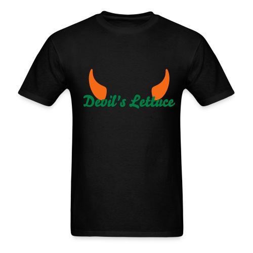 Devil's lettuce - Men's T-Shirt
