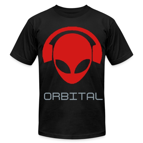 Men's orbital beats - Men's Fine Jersey T-Shirt