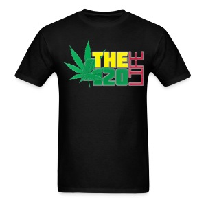 The 420 Life T-Shirt Men - Men's T-Shirt
