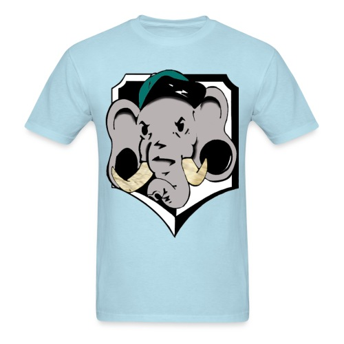 Hardcore-A-Phant - Men's T-Shirt