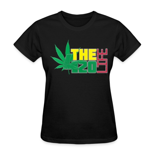 The 420 Life T-Shirt Women - Women's T-Shirt