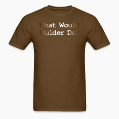 What Would Mulder Do? T-Shirts
