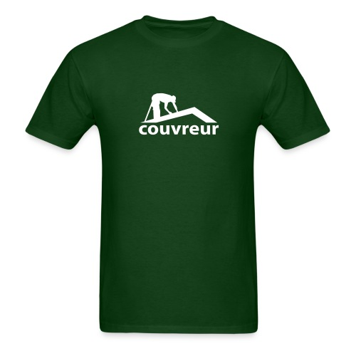 couvreur - Men's T-Shirt
