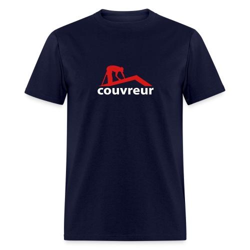 couvreur - Men's T-Shirt