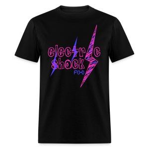[f(x)] Electric Shock - Men's T-Shirt