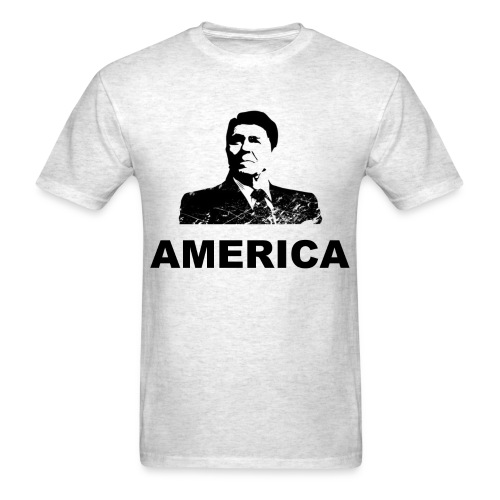 Reagan is America - Men's T-Shirt