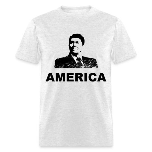 Reagan is America - Men's T-Shirt