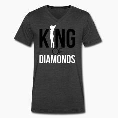 KING OF DIAMONDS T-Shirts