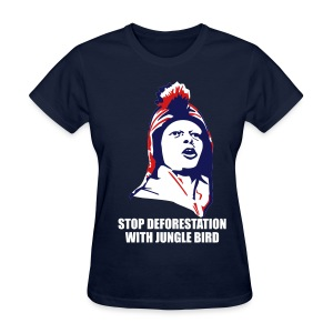 Official Birdman - Women's T-Shirt  - Women's T-Shirt