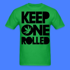 Keep One Rolled T-Shirts - stayflyclothing.com - Men's T-Shirt