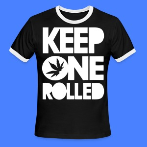 Keep One Rolled T-Shirts - stayflyclothing.com - Men's Ringer T-Shirt