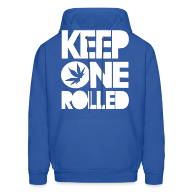 Keep One Rolled Hoodies - stayflyclothing.com