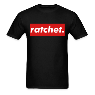 T-Shirts ~ Men's T-Shirt ~ Ratchet