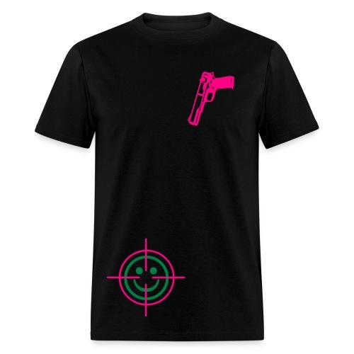 gun - Men's T-Shirt