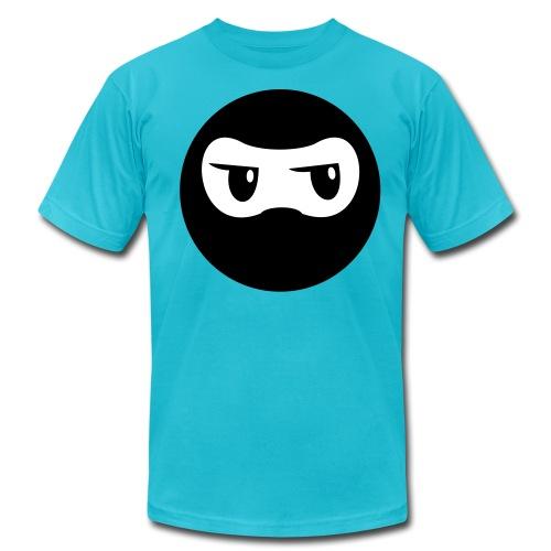 Ninja  - Men's Fine Jersey T-Shirt