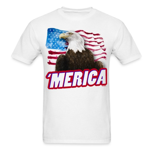 'Merica T-Shirt | Men's - Men's T-Shirt