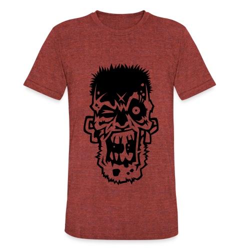Double Tap - Unisex Tri-Blend T-Shirt