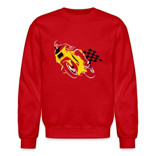 Ducati Red Sweatshirt - Crewneck Sweatshirt