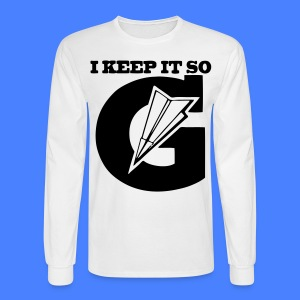 I Keep It So G Long Sleeve Shirts - stayflyclothing.com - Men's Long Sleeve T-Shirt