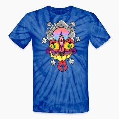 Trippy 5 Eyed Monster Shirt