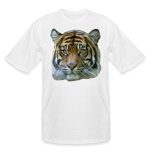 Tiger Head - Men's Tall T-Shirt