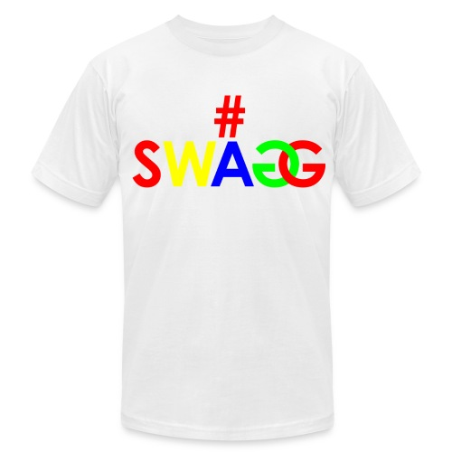 #Swagg ColorWay T-Shirt - Men's Fine Jersey T-Shirt