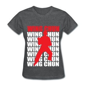Wing Chun - Women's T-Shirt