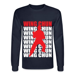 Wing Chun - Men's Long Sleeve T-Shirt