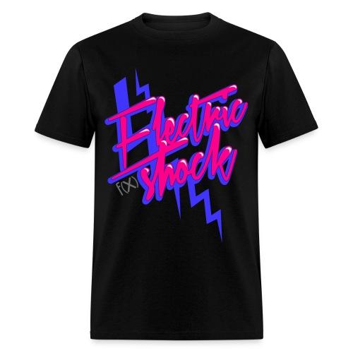 [f(x)] Electrick Shock V. 2 - Men's T-Shirt