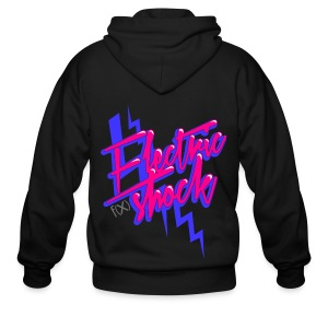 [f(x)] Electrick Shock V. 2 - Men's Zip Hoodie