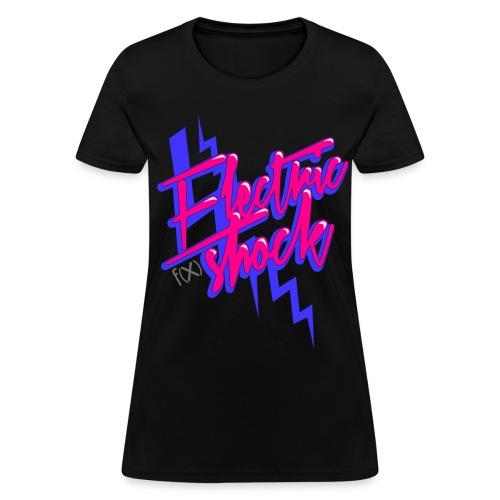 [f(x)] Electrick Shock V. 2 - Women's T-Shirt
