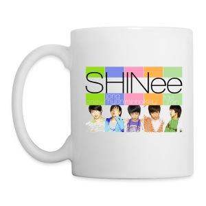 [SHINee] Replay - Coffee/Tea Mug
