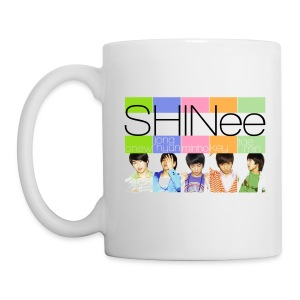 [SHINee] Replay - Coffee/Tea Mug