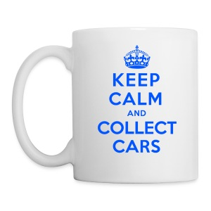 [SJ] KC & Collect Cars - Coffee/Tea Mug