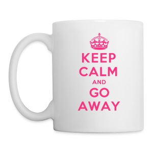 [2NE1] KC & Go Away - Coffee/Tea Mug