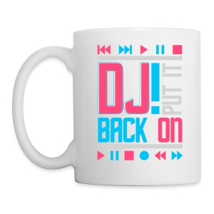 [SNSD] DJ! Put it Back On! - Coffee/Tea Mug