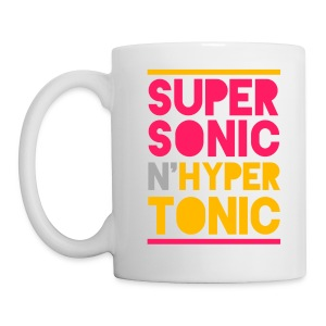 [SNSD] Supersonic N' Hypertonic - Coffee/Tea Mug