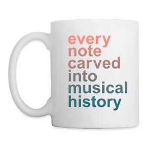 [EH] Every Note - Coffee/Tea Mug