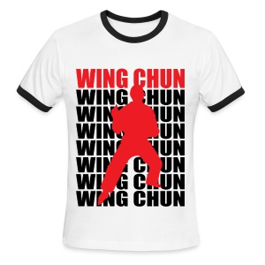 Wing Chun - Men's Ringer T-Shirt