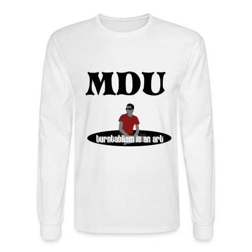 MDU Wear - Men's Long Sleeve T-Shirt