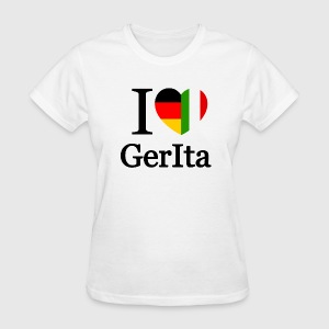 I Heart GerIta - Women's T-Shirt
