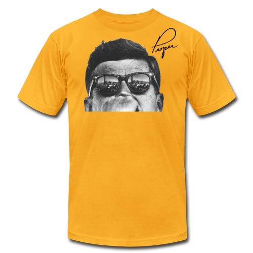 JFK 2 - Men's Fine Jersey T-Shirt
