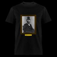T-Shirts ~ Men's T-Shirt ~ Framed Abearham Lincoln [M]