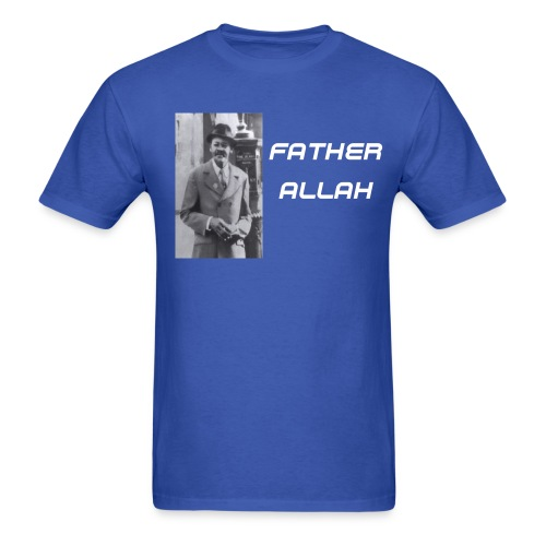 Father Allah T-shirt - Men's T-Shirt