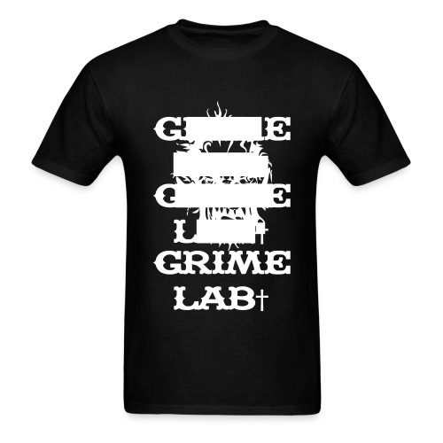 Censored Grime Lab - Men's T-Shirt