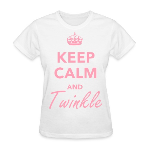 Women's T-Shirt - twinkle,tts,taetiseo,snsd,girls generation
