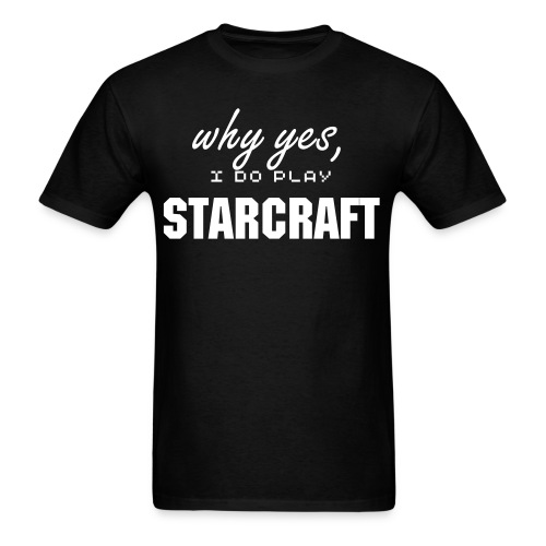 Starcraft - Men's T-Shirt