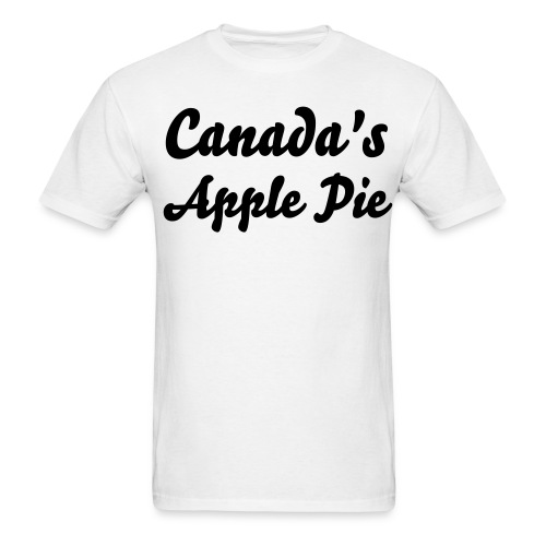 Men's - Canada's Apple Pie - Men's T-Shirt